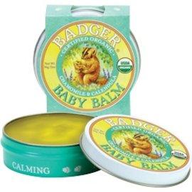 W.S. Badger Organic Chamomile Baby Balm 2 oz tin