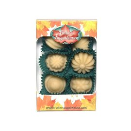Fuller's Sugarhouse Maple Candy - 6 piece box