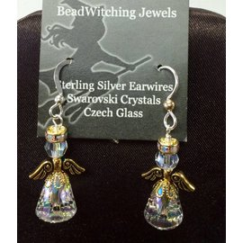 Beadwitching Jewelry Angel Earrings
