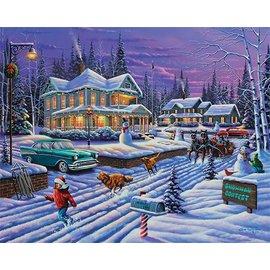 White Mountain Puzzles Inc. Puzzles - Christmas