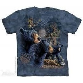 The Mountain Find 13 Black Bear Tshirt - Youth