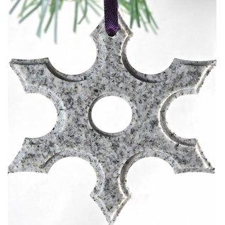 American Bead Collection Granite Ornament