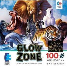 Ceaco Kids Glow Zone Puzzle