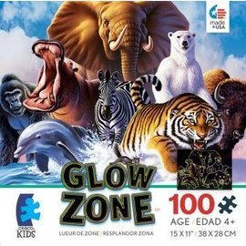 Ceaco Kids Puzzle - Glow Zone