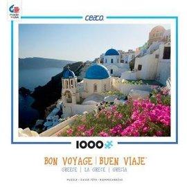 Ceaco Kids 1000 Pieces Bon Voyage Puzzles
