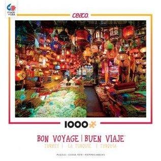 Ceaco Kids Puzzles- 1,000 Pieces Bon Voyage