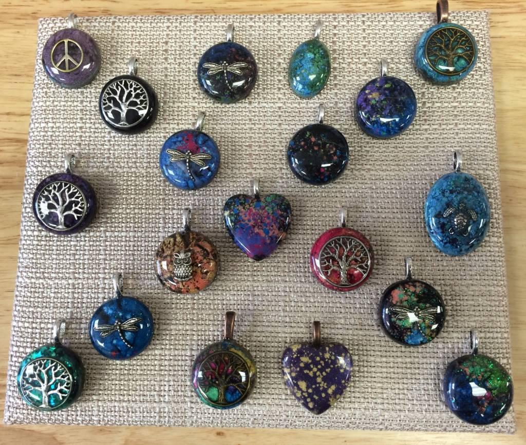 Dorothy healey orgonite pendants marketplace new england inc dorothy healey orgonite pendants aloadofball Images