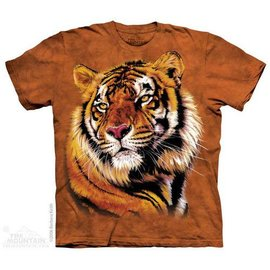 The Mountain Power and Grace Lion Tshirt