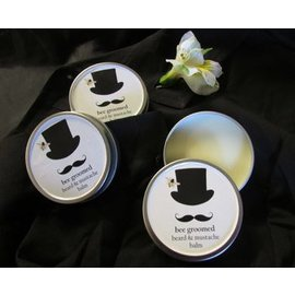 S. Formulators Bee Groomed Beard & Mustache Balm