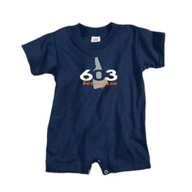 Talk It Up Tees 603 Born Free Romper