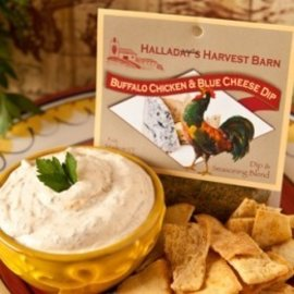 Halladay's Barn Buffalo Chicken and Blue Cheese Dip Mix