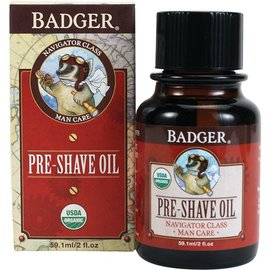 W.S. Badger Pre-Shave Oil