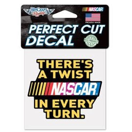 Wincraft Nascar Decal
