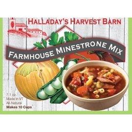 Halladay's Barn Farmhouse Minestrone Soup Mix
