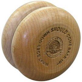 Maple Landmark Wood Yo-Yo