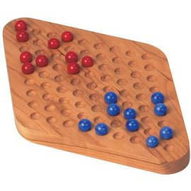 Maple Landmark Chinese Checkers Two Player