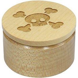 Maple Landmark Wood Trinket Box - Pirate
