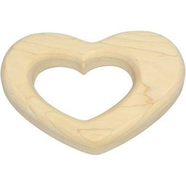 Maple Landmark Maple Heart Teether