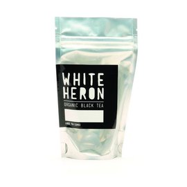 White Heron Tea Organic Classic Black Tea - Tea Bag