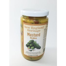 New England Heritage Mustard Pickles