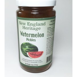 New England Heritage Watermelon Pickles