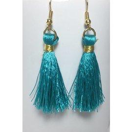 Creative Inspirations Brenda Perkins Tassel Earrings