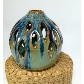 Rainmaker Pottery Pottery Luminary