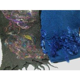 Kerry Ryan Wool Embellished Scarf