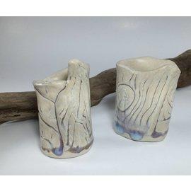 Tricia Eisner Pottery Tree Bud Vase