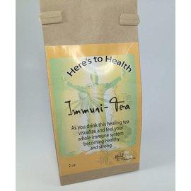 In Joy Organics / Herbal Energetics Immuni-Tea
