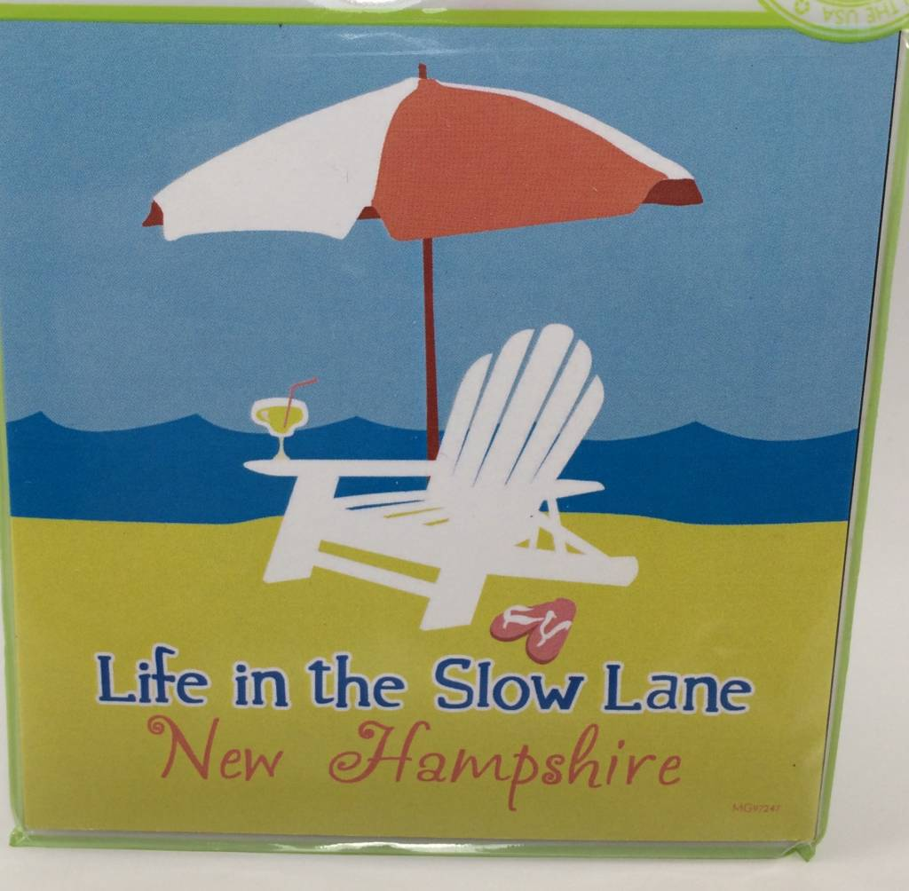 tree free greetings life in the slow lane magnet marketplace new