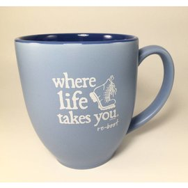 Where Life Takes You Reboot Mug