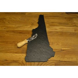 A&E Stoneworks New Hampshire Slate Cheeseboard