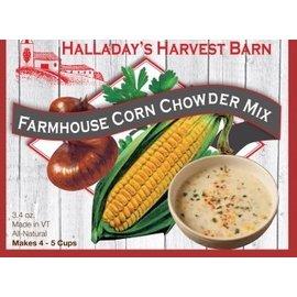 Halladay's Barn Farmhouse Corn Chowder Mix