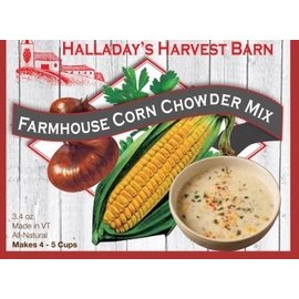 Halladay's Barn Farmhouse Corn Chower Mix