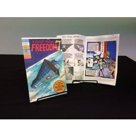 Mitchell Comics Freedom 7 Comic Book