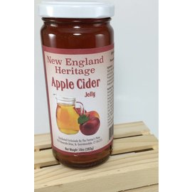 New England Heritage Apple Cider Jelly