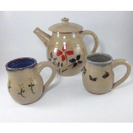 Lorraine Bauman Tea Set