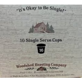 Woodshed Roasting Company WRC Single Serve Cups