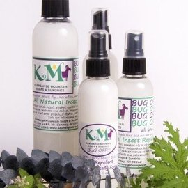 Kearsarge Mountain Soap All Natural Insect Repellent