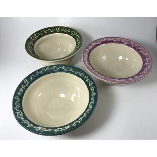 Lorraine Bauman Pottery Bowl