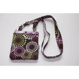 Stitch It Out Cross Body Hipster