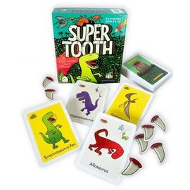 Gamewright Super Tooth Card Game