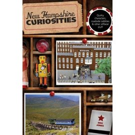 National Book Network New Hampshire Curiosities Book