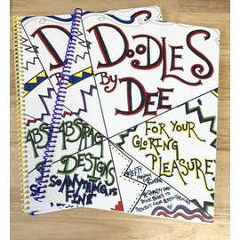 Dee Doodling Abstract Design Coloring Book