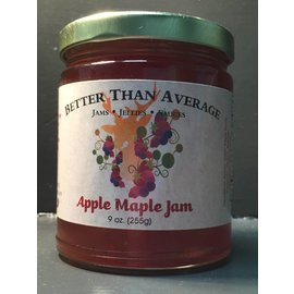 Better Than Average LLC Apple Maple Jam