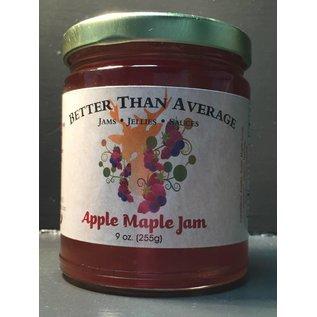 Better Than Average LLC Apple Maple Jam