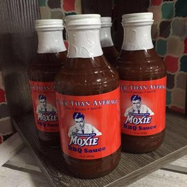 Better Than Average LLC Moxie BBQ Sauce