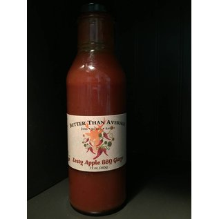 Better Than Average LLC Zesty Apple BBQ Glaze