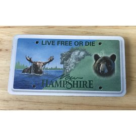 Lindon Associates New Hampshire License Plate Magnet